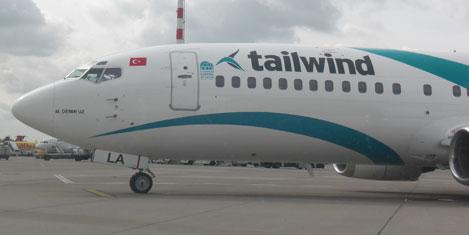 Tailwind'den 2010'a destek