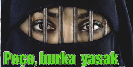 İspanya'da burka yasaklanıyor