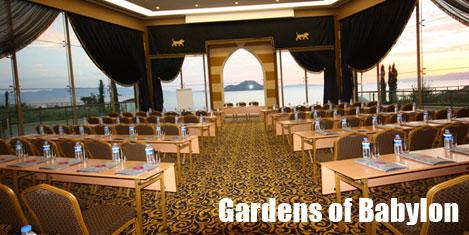Gardens of Babylon'da buluşma