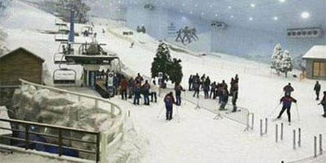 Ankara'ya yapay kayak merkezi