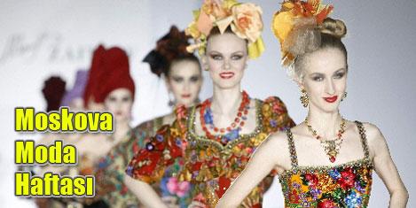 Moskova'da Moda Haftası