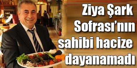 Ziya Şark'ın sahibi intihar etti