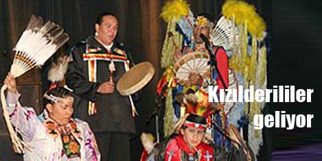 Redhawk kabilesi geliyor