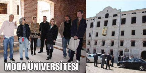 Bursa'ya moda üniversitesi