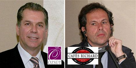 Cafés Richard, Özsüt ile Türkiye'de