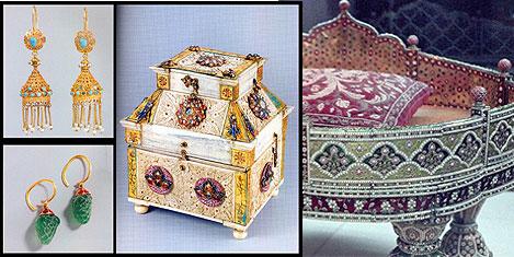 Osmanlı hazineleri Kremlin'de