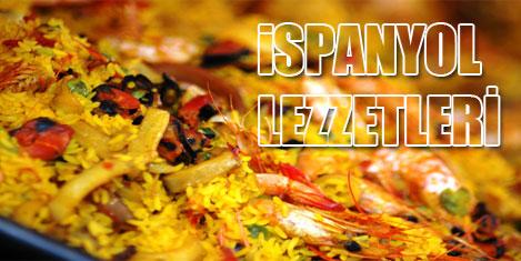 İspanyol lezzetleri, Göksu'da