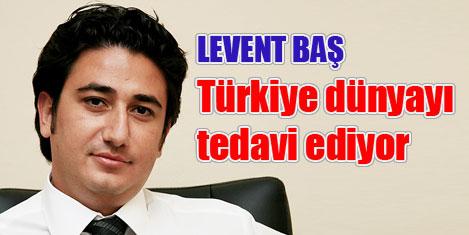 Türkiye dünyayı tedavi eden ülke oldu