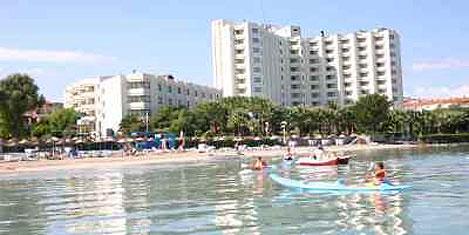 Boyalık Beach Hotel, Özkardeş'te