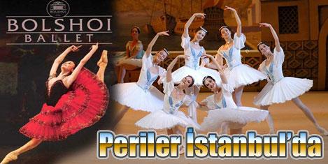 İstanbul'da Rus bale klasiği