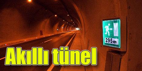 Antalya-Kemer'e akıllı tüneller