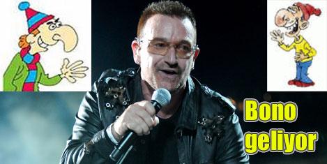 U2 grubu Eylül'de İstanbul'da