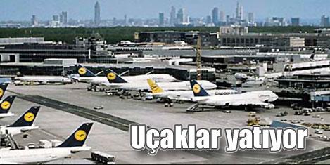Havacılık 200 milyon $  zararda