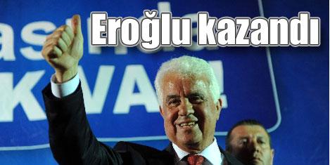 KKTC'de Cumhurbaşkanı Eroğlu