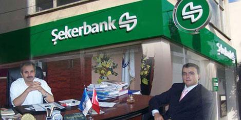 Şekerbank'a Kazak ortak