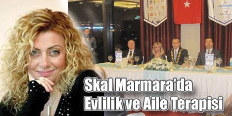 Skal Marmara'da terapi konuşuldu