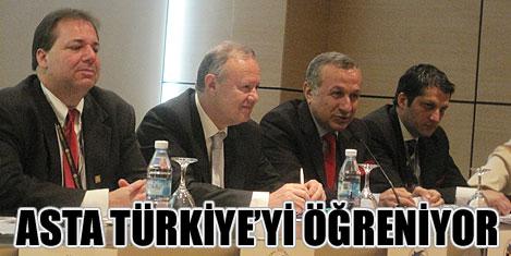 ASTA Türkiye eğitimi başlatıyor