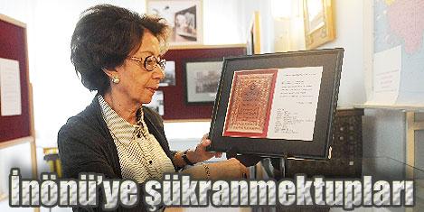 Ermeni ve Museviler'den İnönü'ye