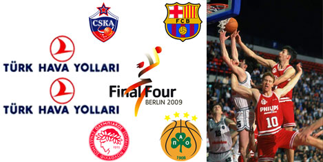 THY, Final Four'a sponsor oldu