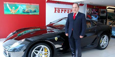 Ferrari 2009'un satışını yakaladı