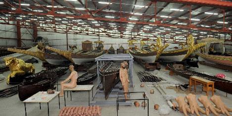 Denizcilik yeni müzesini bekliyor