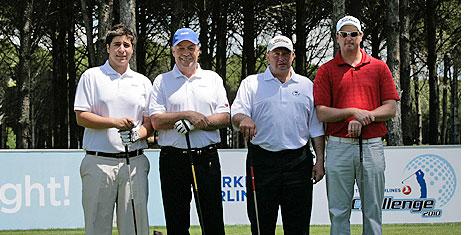 PRO-AM Golf turnuvası başlıyor