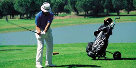 THY adı golf sporunda
