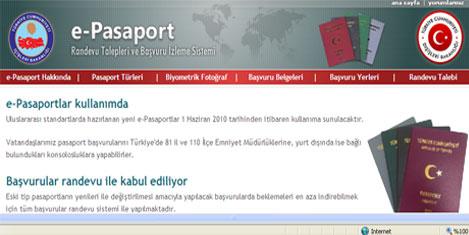 Çipli pasaport matbaası kurduk