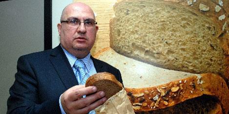 Ekmeği doymak için yemeyin