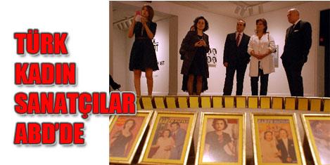 ABD'de Türk kadınlarının sergisi