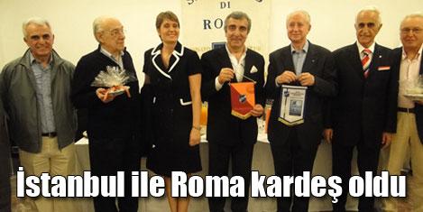 Skal İstanbul, Roma'nın kardeşi