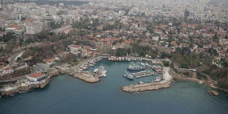 Antalya Gizli Bahçe satılıyor