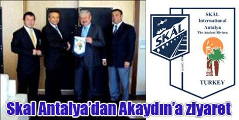 Skål Antalya belediyede