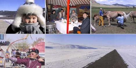Moğolistan'a temalı tur çağrısı