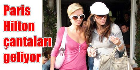 Paris Hilton çantaları satılacak