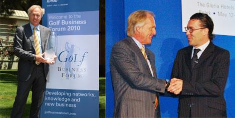 Golf'ün liderleri Belek'te buluştu