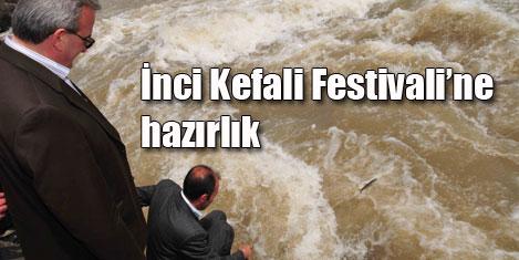 İnci Kefalı Festivali başlıyor