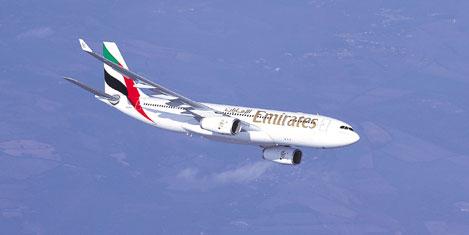 Emirates'ten Dubai'ye özel fiyat