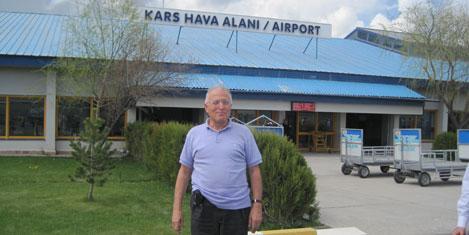 Havaalanları havalimanı oldu