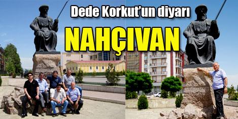 Türkiye'nin bir ucu: Nahçıvan-1