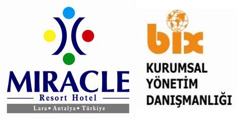 Miracle Resort'ta sertifikasyon
