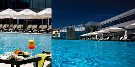 Polat'ta havuz sezonu açıldı
