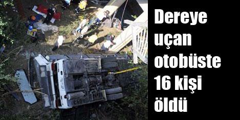 Ruslar Türkiye'de kaza kurbanı