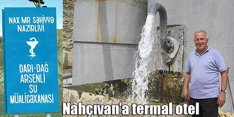 Nahçıvan'a yeni termal otel-6