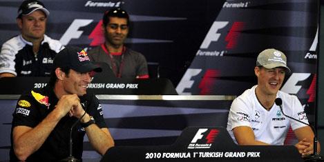 Formula 1 Türkiye başlıyor
