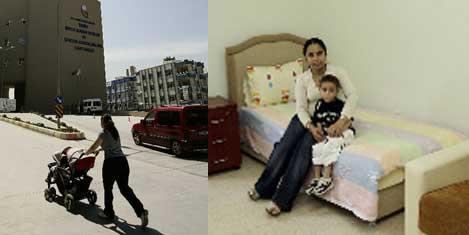 Yenidoğanlara 'Anne Oteli'
