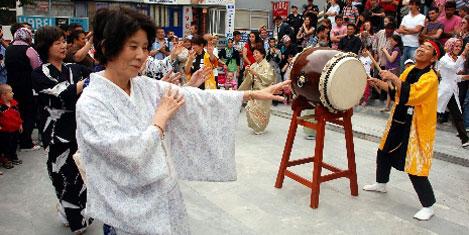 Japon Günü etkinlikleri