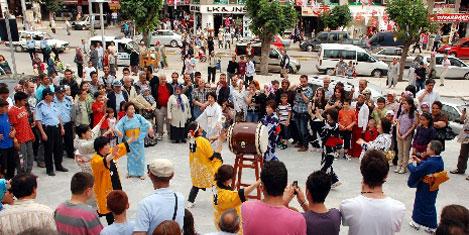 Turizmde hedef Çinli ve Japon