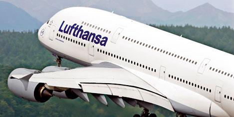 Lufthansa en iyi havayolu seçildi