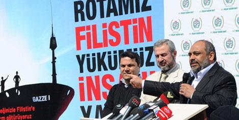 18 Türk cezaevine konuldu